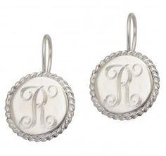 Caroline Earrings - $12.95  Order yours at http://www.lilybeanandbaxter.com/?a_aid=mamapreneur