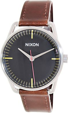 Nixon Men's Mellor Watch One Size Black. Manufactured by Nixon. A brand-new, unused, and unworn item (including handmade items) in the original packaging (such as the original box or bag) and/or with the original tags attached.