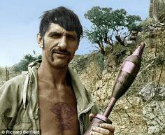 Roger Cole, B Squadron, 22 SAS. Battle of Mirbat, Oman 1972.