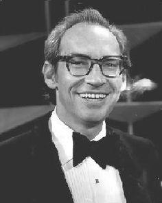 Renny Ottolina el mejor presentador que ha tenido la televisión venezolana, asesinado por los adecos para impedir que llegara a la presidencia de Venezuela.