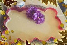 El diario de mi Hogar: Gelatina de Dulce de Leche - Receta
