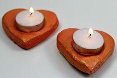 Des bougies en coeur faciles à fabriquer pour la St-Valentin! - Décoration - Des idées de décorations pour votre maison et le bureau - Trucs et Bricolages - Fallait y penser !