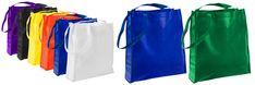 bolsas ecológicas tipo shopping, disponibles en muchos colores Chile, Bags, Role Models, Reusable Bags, Fabric Purses, Tejidos, Colors, Handbags, Dime Bags