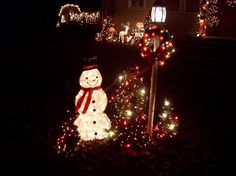 34 Best Snowman Lamp Post Cover Images Outdoor Christmas