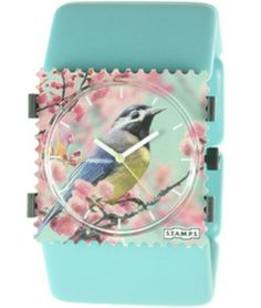 Something different for Mothers Day - a S.T.A.M.P.S watch from Flying Saucers - there are so many different designs to choose from, but we've highlighted this pretty which retails at $44.90 for the strap and $35.90 for the watch face.