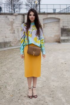 Yellow Outfit Ideas for Summer