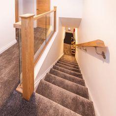 Best 11 Best Oak Handrail Images Oak Handrail Stair Handrail 400 x 300
