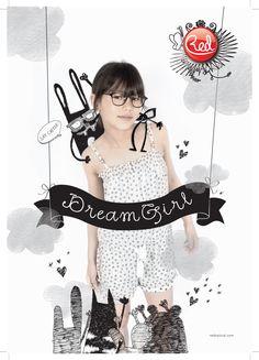 Poster for Red - children's eyewear