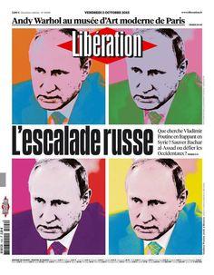 Libération - Vendredi 2 Octobre 2015 - N° 10690