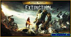 Descargar Extinction Deluxe Edition   Full   Español   Mega   Torrent   Iso   Elamigos   JuegosPcFull   Descargar Juegos para pc   Extinction es un juego de acción en tercera persona que nos transporta a una humanidad que se encamina sin remedio hacia la extinción...