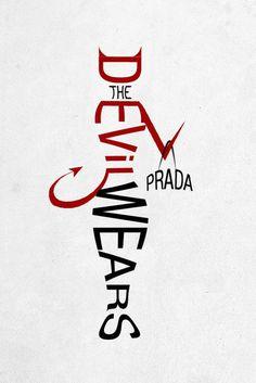 The Devil Wears Prada graphic design
