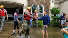 Hurricane Harvey: Acts of Heroism, Acts of Kindness