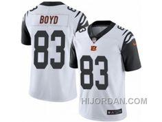 https://www.hijordan.com/mens-nike-cincinnati-bengals-83-tyler-boyd-limited-white-rush-nfl-jersey-yr4s3.html MEN'S NIKE CINCINNATI BENGALS #83 TYLER BOYD LIMITED WHITE RUSH NFL JERSEY YR4S3 Only $23.00 , Free Shipping!
