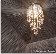 Want this for a future bedroom ceiling! How beautifully romantic, they have this type of ceiling at the Spa at Encanterra <3