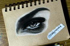 Her eyes! #draw by Kobbymendez