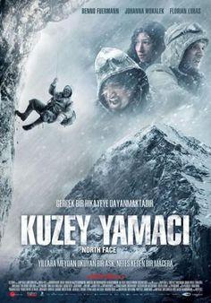 Kuzey Yamaci - North Face - 2008 - DVDRip Film Afis Movie Poster
