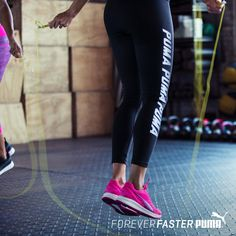 Jump higher to get faster | IGNITE V2
