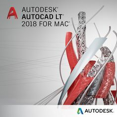 Autodesk AutoCAD LT for Mac drafting software helps value-conscious design professionals create precise 2D technical drawings.