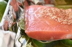 Guest Writer | Honey Lime and Garlic Salmon