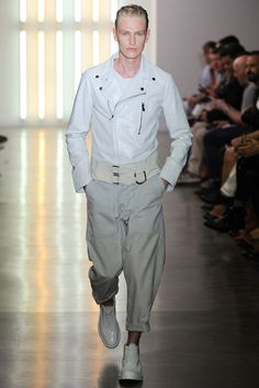 Diesel Black Gold Spring 2014 Menswear Collection Slideshow on Style.com