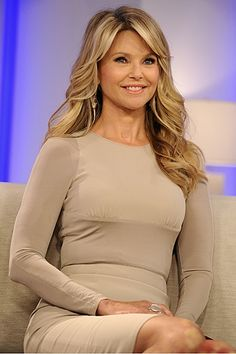 "The day after CHRISTIE BRINKLEY boo-hooed on Today talking about her acrimonious split from Long Island Lolita-loving ex-hubby PETER COOK, he roars back – damning her as a ""blatant liar"". Gorgeous Hair, Gorgeous Women, Christie Brinkley, Ageless Beauty, Layered Hair, Beautiful Celebrities, Mannequins, Older Women, Supermodels"
