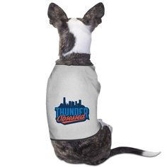 TvT Thunder Obsessed Popular Cartoon Printing Dog Shirt >>> Wow! I love this. Check it out now! : Dog Cold Weather Coats