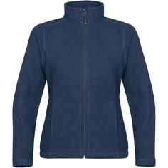 Stormtech Women's Navy Eclipse Fleece Jacket