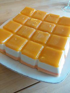 Envie d'un dessert frais ? Envie d'un dessert à déguster et que vous pouvez préparer le veille ? Cette recette est faite pour moi VOUS ! Quelques étapes avant d'arriver à ce joli rendu mais vraiment pas compliqué à réaliser, alors lancez-vous sans problème...