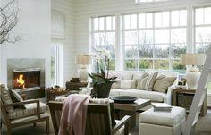 Vivid Smart Spacious Living Room