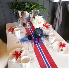 Norway, Table Decorations, Party, Beautiful, Home Decor, Decoration Home, Room Decor, Parties, Home Interior Design