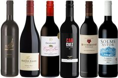 Amazing Everyday Reds ZAR 265.02* 6 x 750ml bottles *exl VAT & delivery