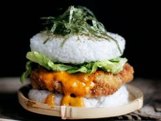 Behold the sushi burger: the internet's latest food hybrid obsession