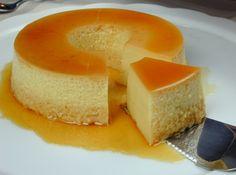 The recipes of Clove and Cinnamon: Condensed Milk Flan Portuguese Desserts, Portuguese Recipes, Sem Lactose, Lactose Free, Pudding Desserts, Dessert Recipes, Mexican Food Recipes, Sweet Recipes, Cheesecake