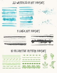 51 Free Vector Brushes | DealJumbo.com
