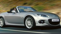 Mazda MX 5. Riding in style http://www.ritchieauto.co.za/