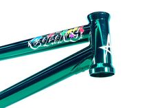 """2016 Colony Sweet Tooth Frame Green 20.7"""""""