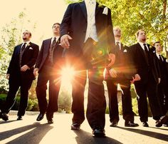 Must Have Picture- Groom and Groomsmen