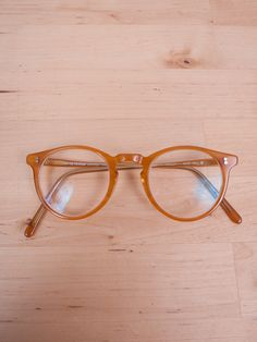"scottem: "" Vintage Oliver Peoples. """