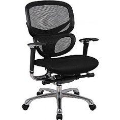 Desire 24Hr Ergonomic Air Mesh Seat Chair  www.officefurnitureonline.co.uk