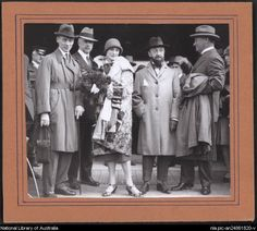 Digital Collections - Pictures - Anna Pavlova arrives in Sydney, April 1926 [picture]. Anna Pavlova, Past Life, Dancers, Old Photos, Swan, Ballet Dance, Sydney, Photographs, Australia