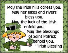It can be hard to distinguish between an Irish birthday toast and an Irish Birthday blessing.