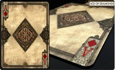 Paragon Bicycle® Playing Cards by Shape Shifters Playing Cards — Kickstarter