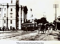 Another view of Putnam in 1905