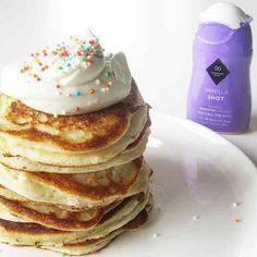 Vanille kwark pancakes – Ontbijttaart en andere ontbijt inspiratie