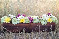 http://www.rusticvintageevents.com/ Wedding Centerpiece wood boxes . Event Rustic Rentals