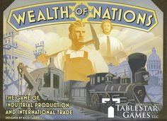Wealth of Nations | Image | BoardGameGeek