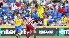 TIEMPO DE DEPORTE: Desconcierto de la UD Las Palmas que acaba en gole...