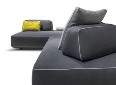 Modular Sofa Systems Seating Groundpiece Flexform