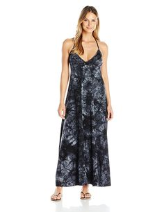 e97a61cab27 Eliza J Women s Plus Size Flyaway Dress with Bow. See more. Steve Madden  Women s Apres Yoga Tie Dye Strappy Dress  gt  gt  gt  This