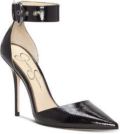 ad8d87526db Jessica Simpson Waldin Two-Piece Pumps Shoes - Pumps - Macy s